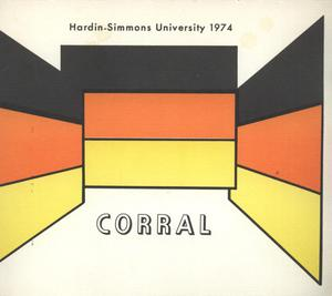 Primary view of object titled 'The Corral, 1974'.