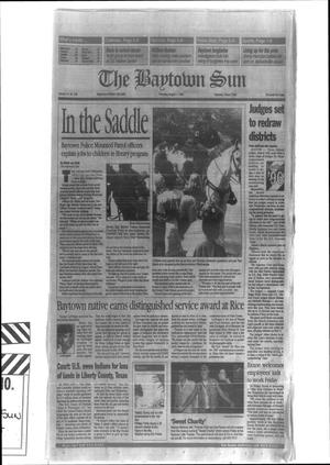 Primary view of object titled 'The Baytown Sun (Baytown, Tex.), Vol. 74, No. 236, Ed. 1 Thursday, August 1, 1996'.