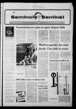 Seminole Sentinel (Seminole, Tex.), Vol. 72, No. 12, Ed. 1 Sunday, December 10, 1978