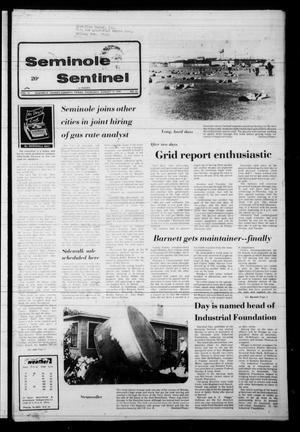 Seminole Sentinel (Seminole, Tex.), Vol. 71, No. 82, Ed. 1 Thursday, August 17, 1978