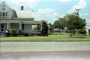 Primary view of object titled '[E. B. Black House, Part of Deaf Smith County Museum]'.