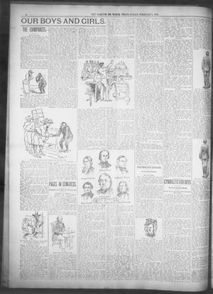 Fort Worth Gazette  (Fort Worth, Tex ), Vol  17, No  84, Ed