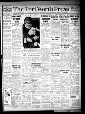 The Fort Worth Press (Fort Worth, Tex.), Vol. 6, No. 135, Ed. 1 Wednesday, March 9, 1927