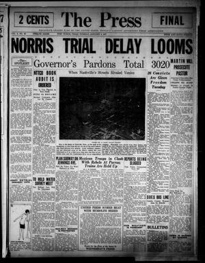 The Press (Fort Worth, Tex.), Vol. 6, No. 80, Ed. 1 Tuesday, January 4, 1927