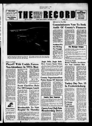 The Cuero Daily Record (Cuero, Tex.), Vol. 79, No. 257, Ed. 1 Tuesday, November 13, 1973