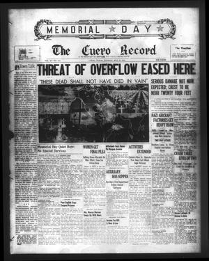 The Cuero Record (Cuero, Tex.), Vol. 50, No. 117, Ed. 1 Tuesday, May 30, 1944