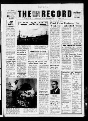 The Cuero Daily Record (Cuero, Tex.), Vol. 79, No. 223, Ed. 1 Tuesday, September 25, 1973