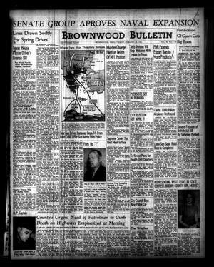 Brownwood Bulletin (Brownwood, Tex.), Vol. 40, No. 119, Ed. 1 Tuesday, February 25, 1941