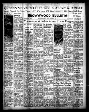 Brownwood Bulletin (Brownwood, Tex.), Vol. 40, No. 46, Ed. 1 Friday, December 6, 1940