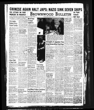 Brownwood Bulletin (Brownwood, Tex.), Vol. 41, No. 201, Ed. 1 Monday, May 4, 1942