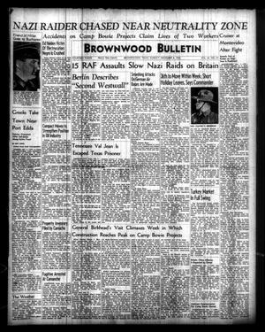 Brownwood Bulletin (Brownwood, Tex.), Vol. 40, No. 47, Ed. 1 Sunday, December 8, 1940