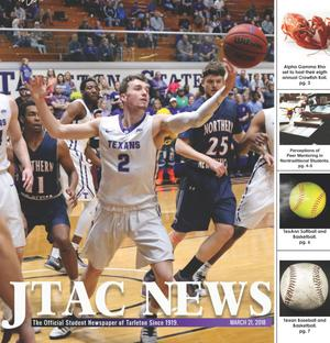 JTAC News (Stephenville, Tex.), Ed. 1 Wednesday, March 21, 2018