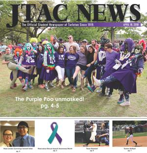 JTAC News (Stephenville, Tex.), Ed. 1 Wednesday, April 18, 2018