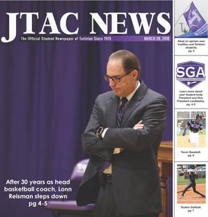 JTAC News (Stephenville, Tex.), Ed. 1 Wednesday, March 28, 2018