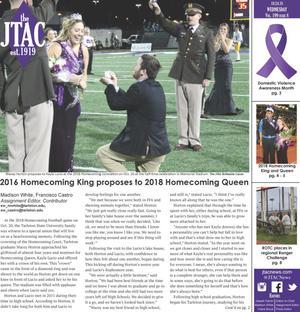 JTAC News (Stephenville, Tex.), Vol. 199, No. 8, Ed. 1 Wednesday, October 24, 2018
