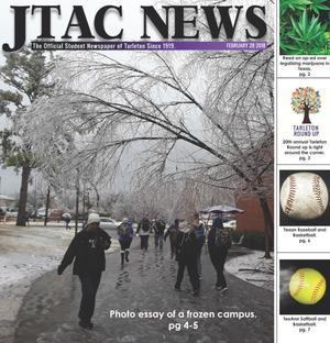 JTAC News (Stephenville, Tex.), Ed. 1 Wednesday, February 28, 2018