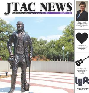 JTAC News (Stephenville, Tex.), Ed. 1 Wednesday, February 14, 2018