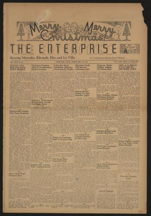 Primary view of object titled 'The Enterprise (Mercedes, Tex.), Vol. 29, No. 54, Ed. 1 Friday, December 25, 1942'.