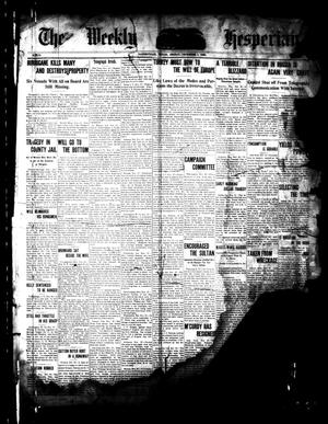 The Weekly Hesperian (Gainesville, Tex.), Vol. 36, No. [47], Ed. 1 Friday, December 1, 1905