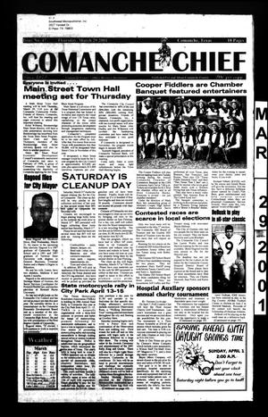 Comanche Chief (Comanche, Tex.), No. 47, Ed. 1 Thursday, March 29, 2001
