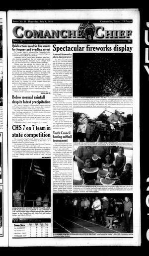 Comanche Chief (Comanche, Tex.), No. 11, Ed. 1 Thursday, July 8, 2010
