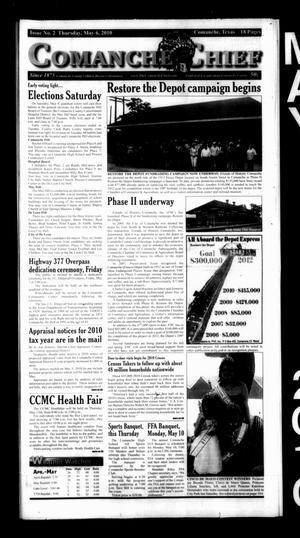 Comanche Chief (Comanche, Tex.), No. 2, Ed. 1 Thursday, May 6, 2010