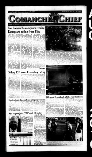 Comanche Chief (Comanche, Tex.), No. 15, Ed. 1 Thursday, August 5, 2010