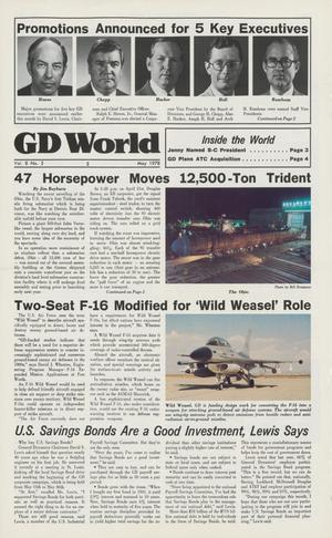 Primary view of General Dynamics World, Volume 8, Issue 3, May 1978