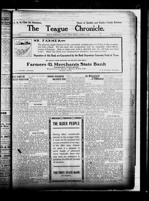 The Teague Chronicle. (Teague, Tex.), Vol. 10, No. 4, Ed. 1 Friday, August 13, 1915