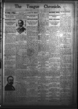 The Teague Chronicle. (Teague, Tex.), Vol. 1, No. 14, Ed. 1 Friday, October 26, 1906
