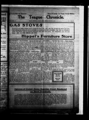 The Teague Chronicle. (Teague, Tex.), Vol. 8, No. 27, Ed. 1 Friday, January 23, 1914