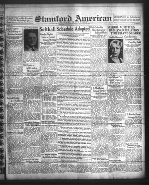 Stamford American (Stamford, Tex.), Vol. 14, No. 8, Ed. 1 Friday, May 21, 1937