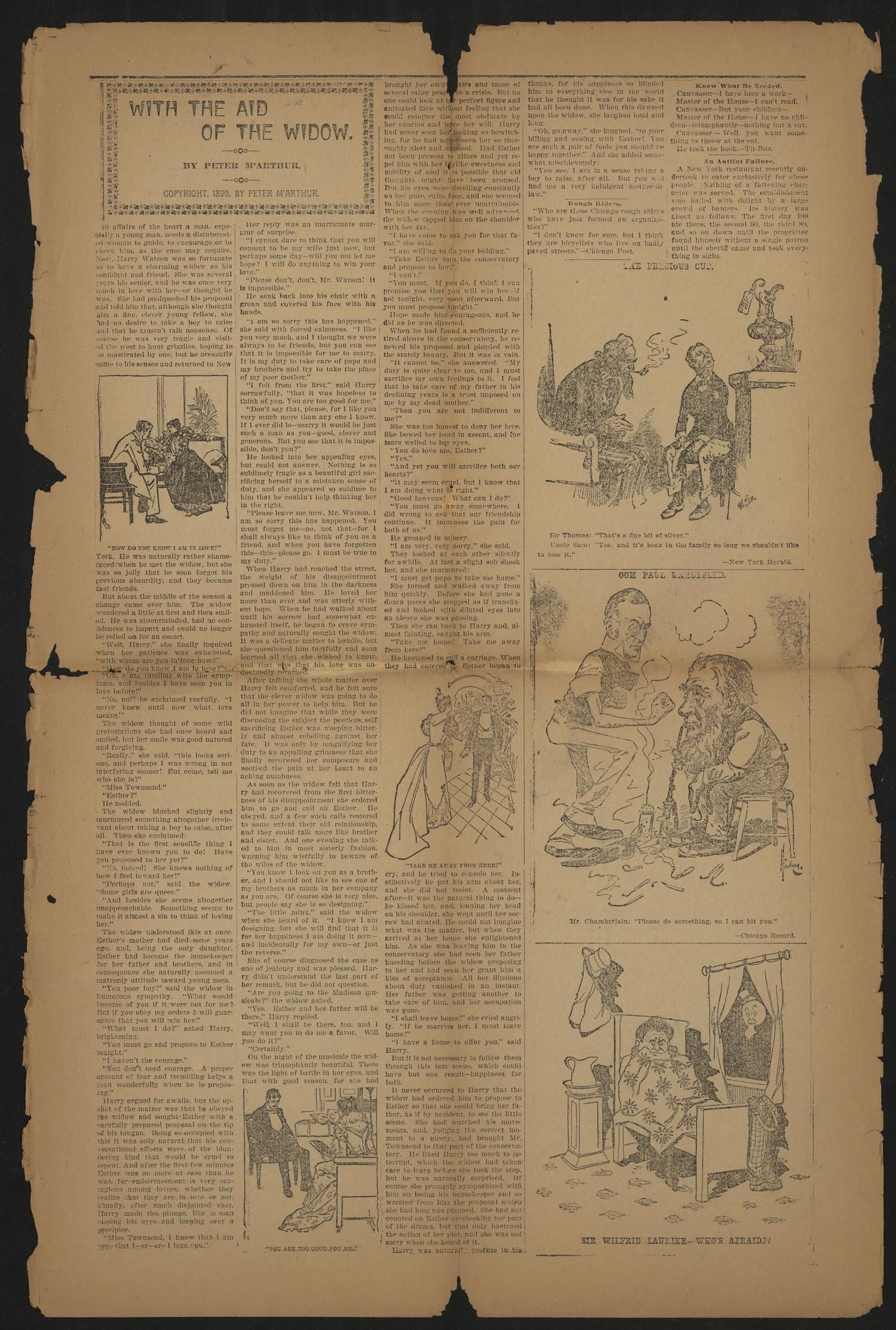 Shiner Gazette. (Shiner, Tex.), Vol. 7, No. 2, Ed. 1 Wednesday, December 6, 1899                                                                                                      [Sequence #]: 2 of 8