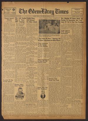 The Odem-Edroy Times (Odem, Tex.), Vol. 2, No. 41, Ed. 1 Wednesday, March 22, 1950