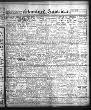Stamford American (Stamford, Tex.), Vol. 14, No. 16, Ed. 1 Friday, July 16, 1937