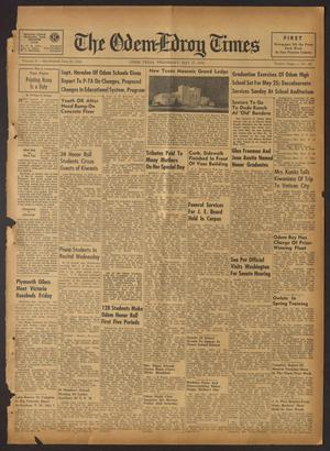 The Odem-Edroy Times (Odem, Tex.), Vol. 2, No. 49, Ed. 1 Wednesday, May 17, 1950