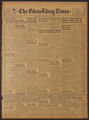 The Odem-Edroy Times (Odem, Tex.), Vol. 3, No. 5, Ed. 1 Wednesday, July 12, 1950
