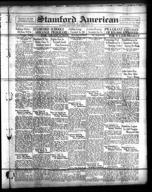 Stamford American (Stamford, Tex.), Vol. 13, No. 6, Ed. 1 Friday, May 15, 1936