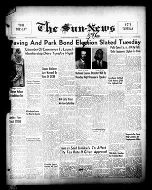 Primary view of The Sun-News (Levelland, Tex.), Vol. 10, No. 51, Ed. 1 Sunday, May 7, 1950