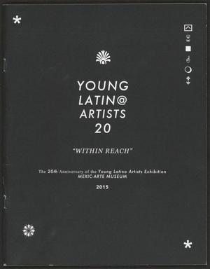 Annual Young Latino Artists Exhibition, 2015