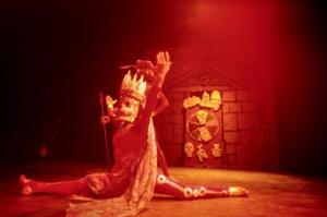 [Skeleton King Dancer]