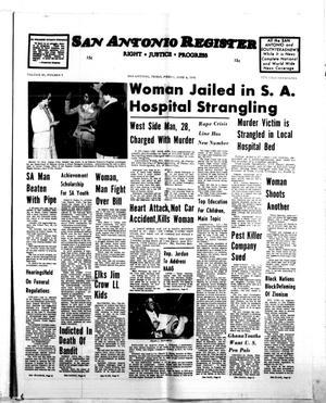 San Antonio Register (San Antonio, Tex.), Vol. 45, No. 9, Ed. 1 Friday, June 4, 1976