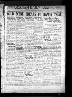 Graham Daily Leader (Graham, Tex.), Vol. 1, No. 5, Ed. 1 Tuesday, March 15, 1921