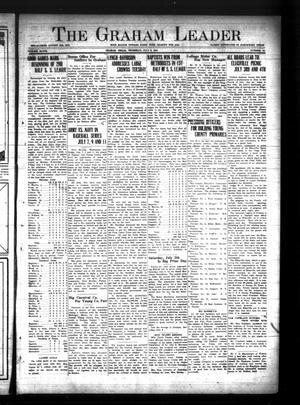 The Graham Leader (Graham, Tex.), Vol. 48, No. 45, Ed. 1 Thursday, July 3, 1924