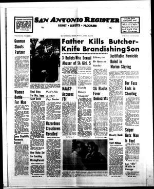 San Antonio Register (San Antonio, Tex.), Vol. 45, No. 4, Ed. 1 Friday, April 30, 1976