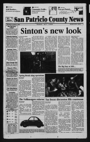 San Patricio County News (Sinton, Tex.), Vol. 99, No. 9, Ed. 1 Thursday, March 2, 2006