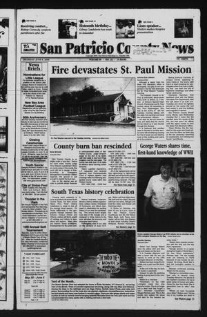 San Patricio County News (Sinton, Tex.), Vol. 99, No. 23, Ed. 1 Thursday, June 8, 2006