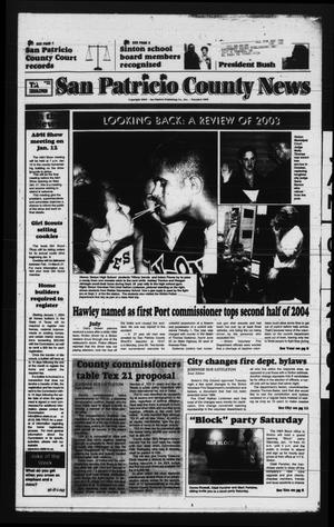 San Patricio County News (Sinton, Tex.), Vol. 97, No. 1, Ed. 1 Thursday, January 8, 2004