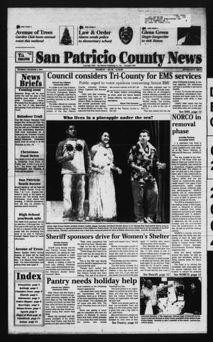 San Patricio County News (Sinton, Tex.), Vol. 97, No. 48, Ed. 1 Thursday, December 2, 2004