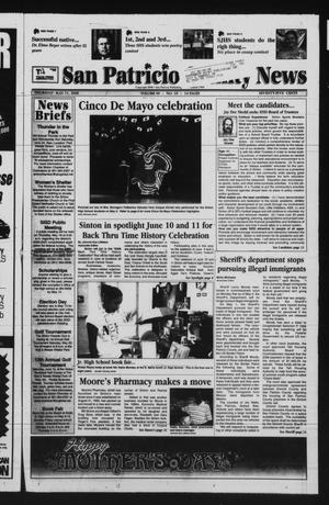 San Patricio County News (Sinton, Tex.), Vol. 99, No. 19, Ed. 1 Thursday, May 11, 2006